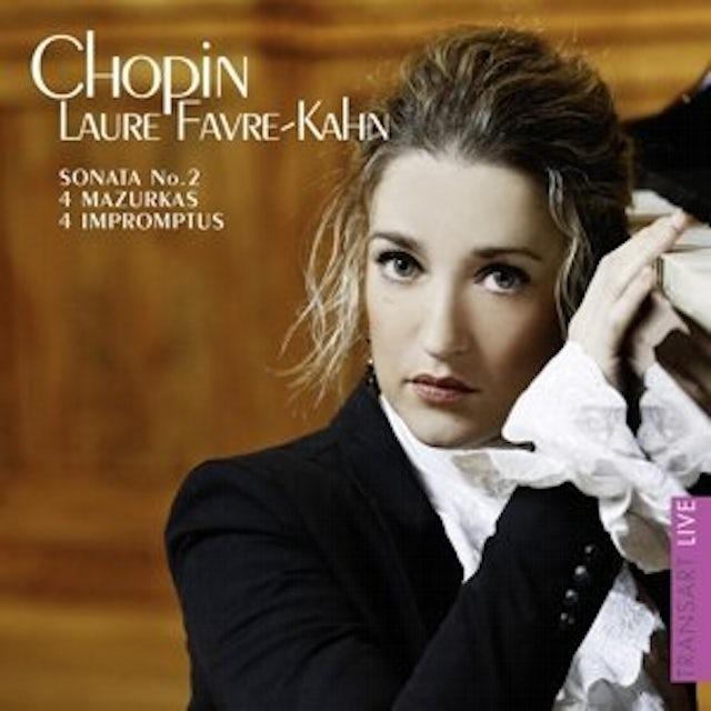 Frederic Chopin SONATE NO.2 OP.35. MAZURKAS OP.33 CD