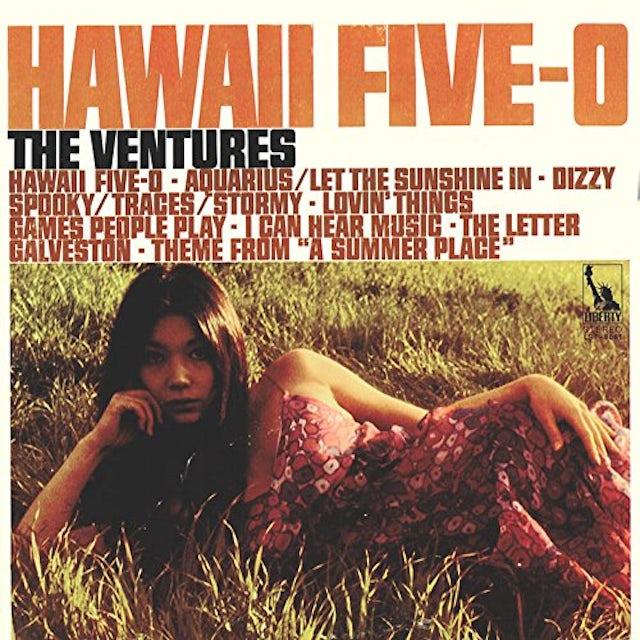 Ventures HAWAII FIVE-O CD