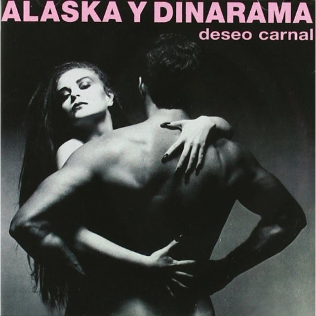 Alaska y Dinarama DESEO CARNAL CD