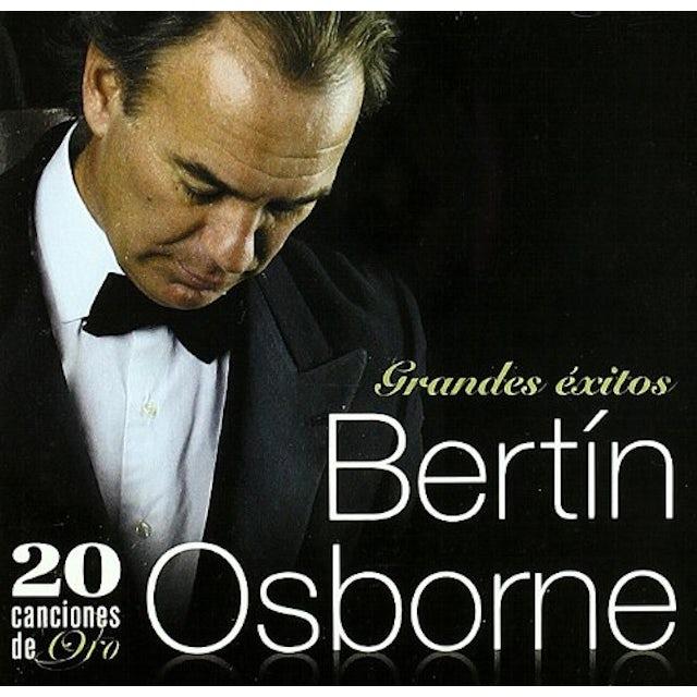 Bertin Osborne 20 CANCIONES DE ORO CD