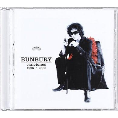 Bunbury CANCIONES 96-06 CD