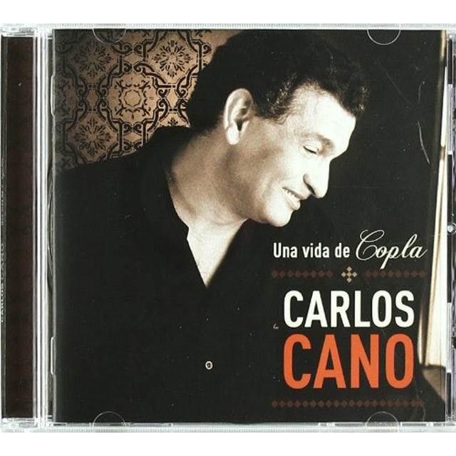 Carlos Cano UNA VIDA DE COPLA CD