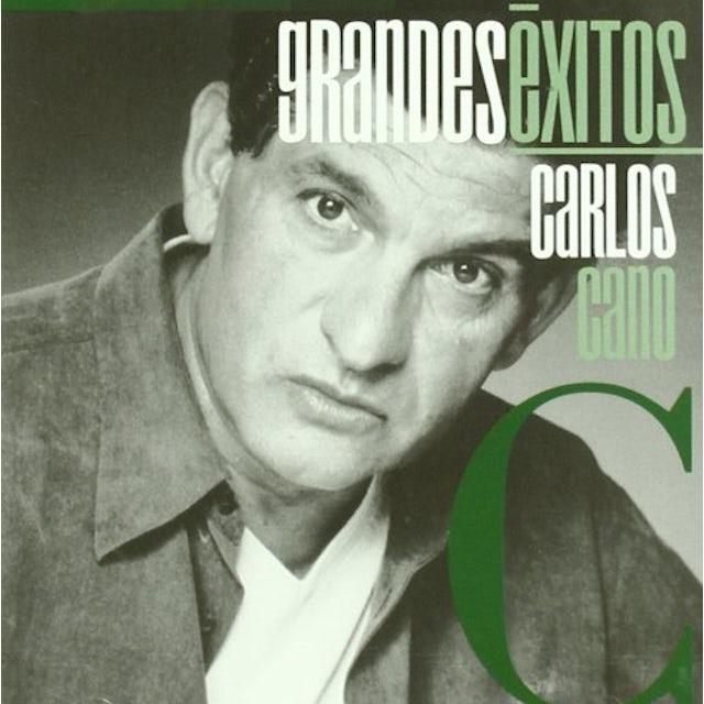 GRANDES XITOS: CARLOS CANO CD