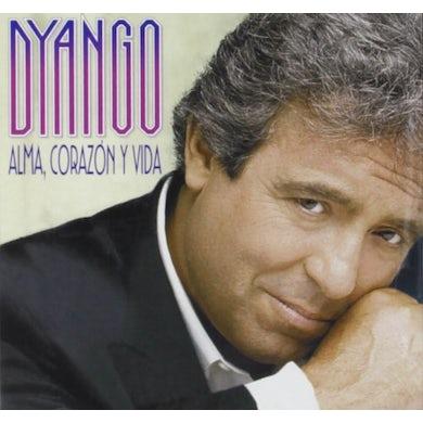Dyango ALMA CORAZON Y VIDA CD