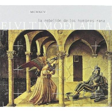 El Ultimo de la Fila LS REBELION DE LOS HOMBRES RANA CD