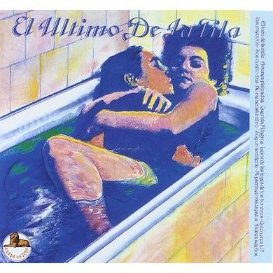El Ultimo de la Fila NUEVAS MEZCLAS-REMASTERS CD