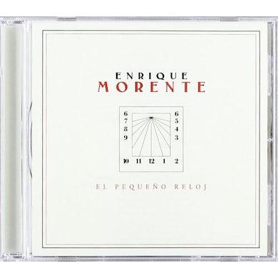 Enrique Morente EL PEQUENO RELOJ CD