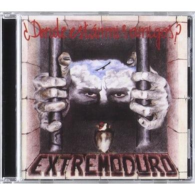 EXTREMODURO DONDE ESTAN MIS AMIGOS VERSION 2011 CD