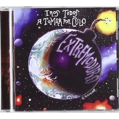 EXTREMODURO IROS TODOS A TOMAR POR CULO VERSION 2011 CD