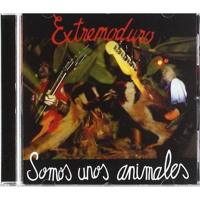 EXTREMODURO SOMOS UNOS ANIMALES VERSION 2011 CD