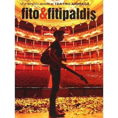 Fito Y Los Fitipaldis EN DIRECTO DESDE EL TEATRO ARRIAGA CD