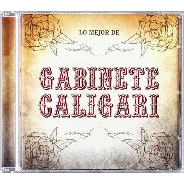 LO MEJOR DE GABINETE CALIGARI CD