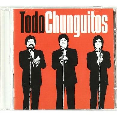 Los Chunguitos TODO CHUNGUITOS CD