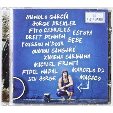 EL VECINDARIO CD