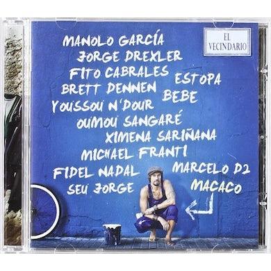 Macaco EL VECINDARIO CD