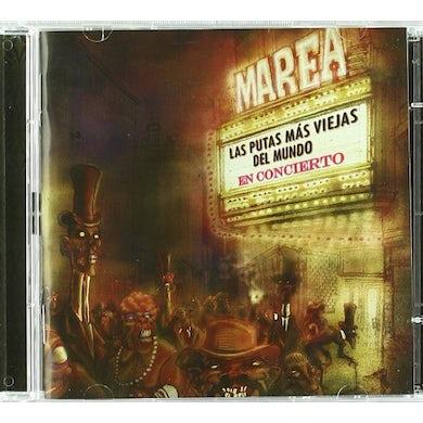 MAREA LAS PUTAS MAS VIEJAS DEL MUNDO CD