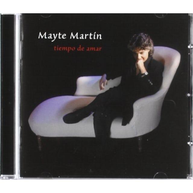 Mayte Martin TIEMPO DE AMAR CD