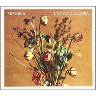 Mishima L'ANSIA QUE CURA-DIGIFILE CD