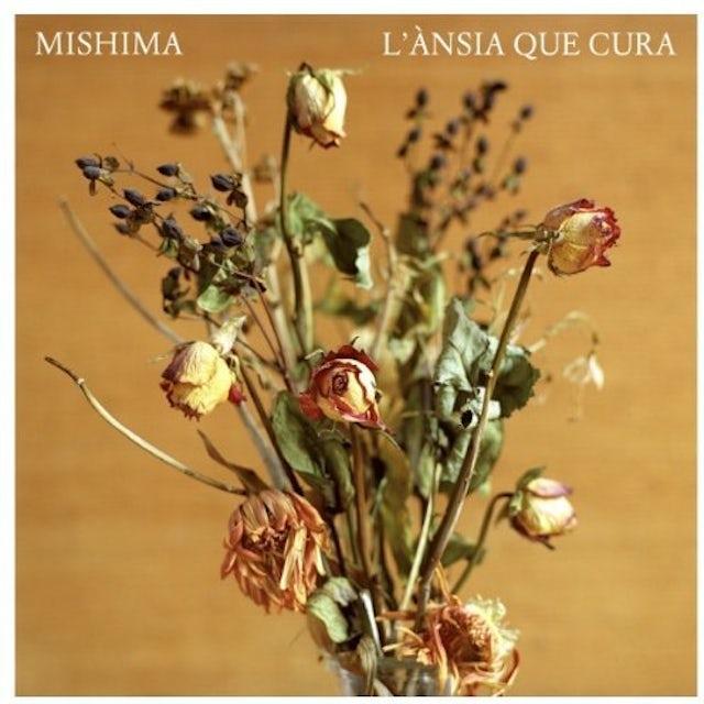 Mishima L'ANSIA QUE CURA-VINILO Vinyl Record