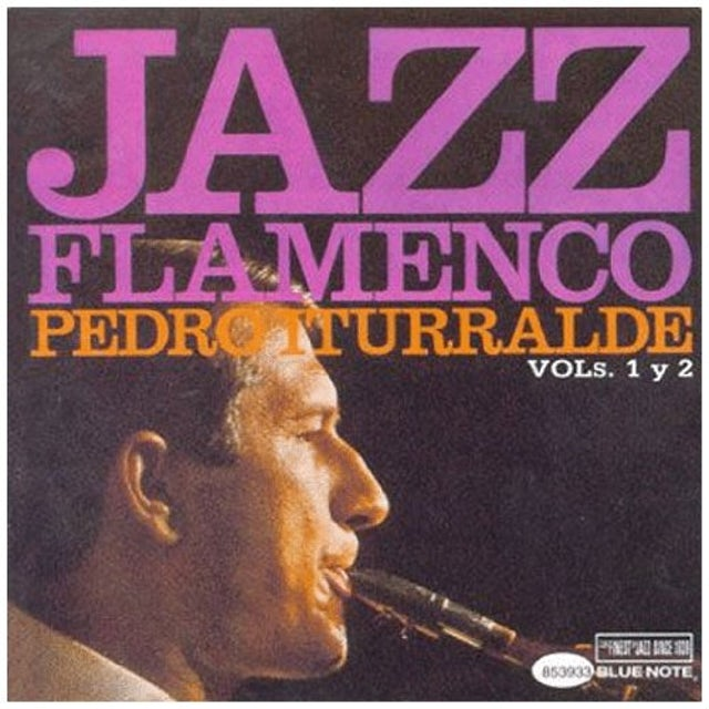 Pedro Iturralde JAZZ FLAMENCO VOLS.1+2 CD