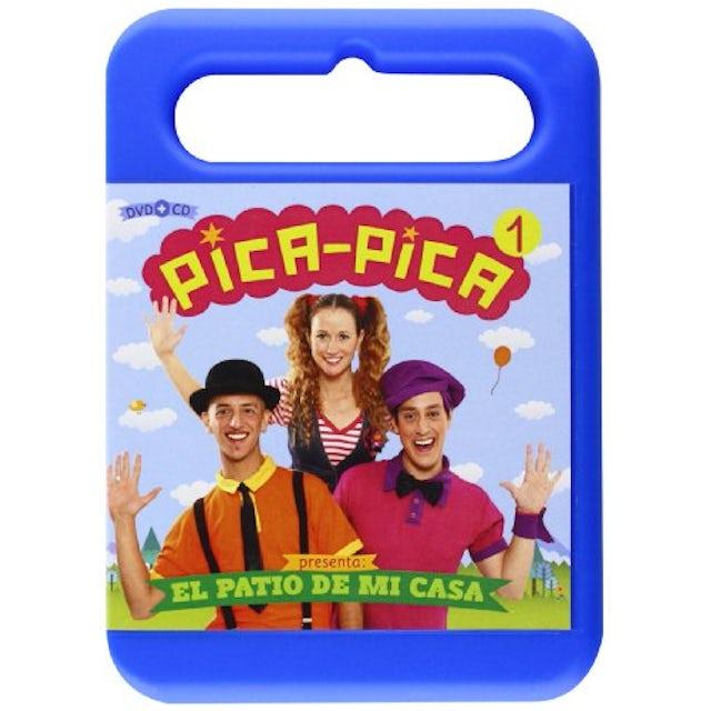 PicaPica EL PATIO DE MI CASA CD