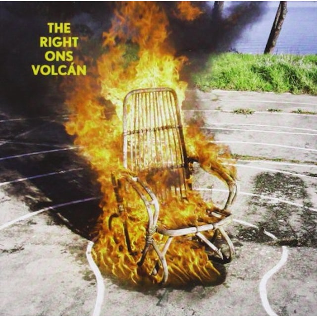 Right Ons VOLCAN CD
