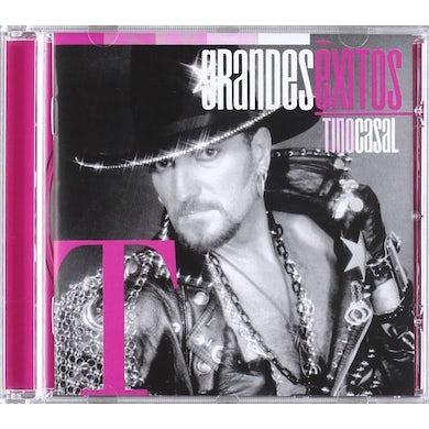Tino Casal GRANDES EXITOS CD