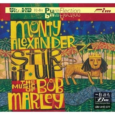 Monty Alexander STIR IT UP THE MUSIC OF BOB MARLEY CD