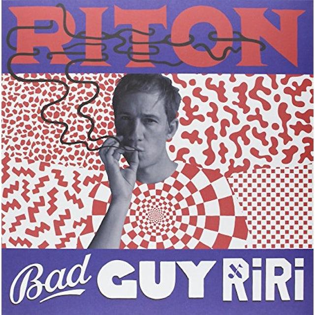 Riton BAD GUY RI RI Vinyl Record