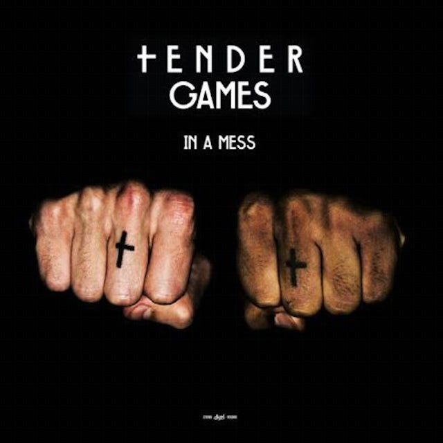 Tender Games IN A MESS Vinyl Record