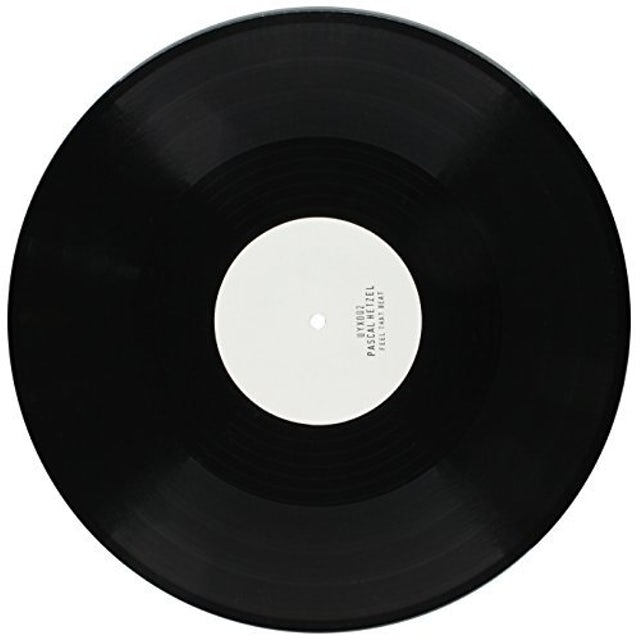 Pascal Hetzel FEEL THAT BEAT Vinyl Record