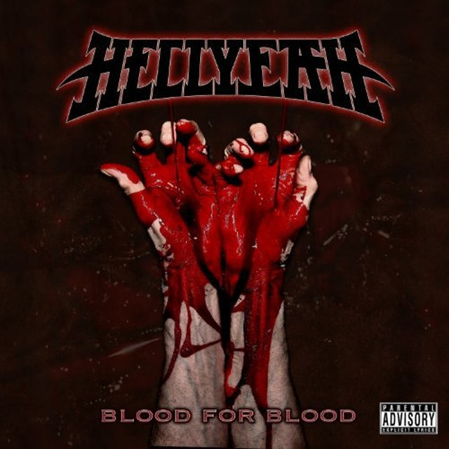 Hellyeah BLOOD FOR BLOOD Vinyl Record