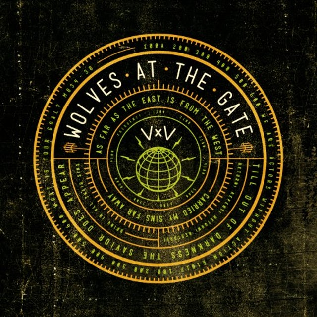 Wolves At The Gate VXV CD