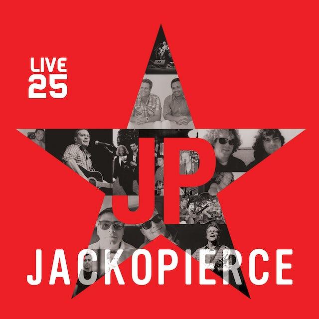 Jackopierce LIVE 25 CD