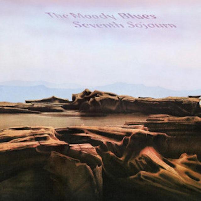 The Moody Blues SEVENTH SOJURN Vinyl Record