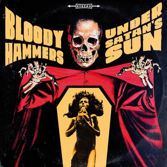 Bloody Hammers UNDER SATANS SUN CD