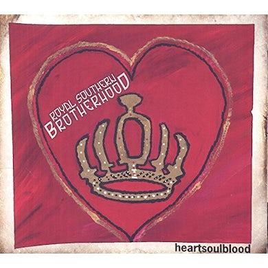 Royal Southern Brotherhood HEARTSOULBLOOD CD