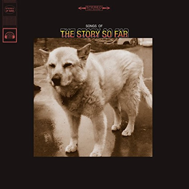 The Story So Far SONGS OF (ACOUSTIC EP) Vinyl Record