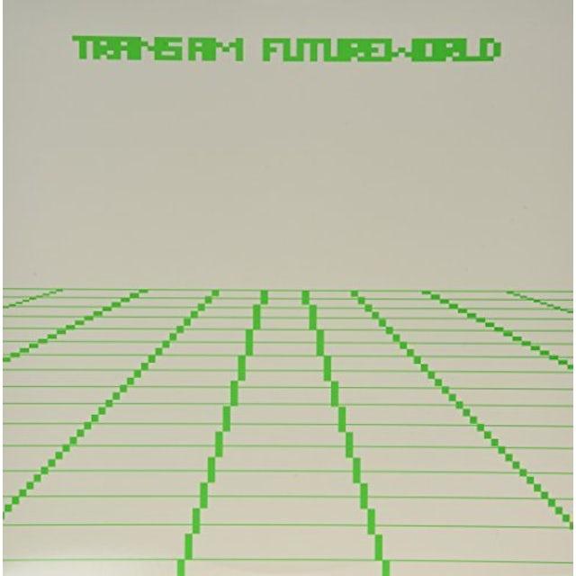 Trans Am FUTUREWORLD Vinyl Record