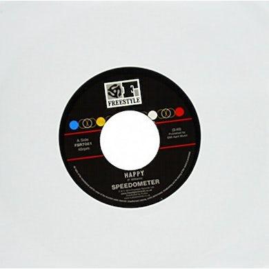 Speedometer HAPPY Vinyl Record