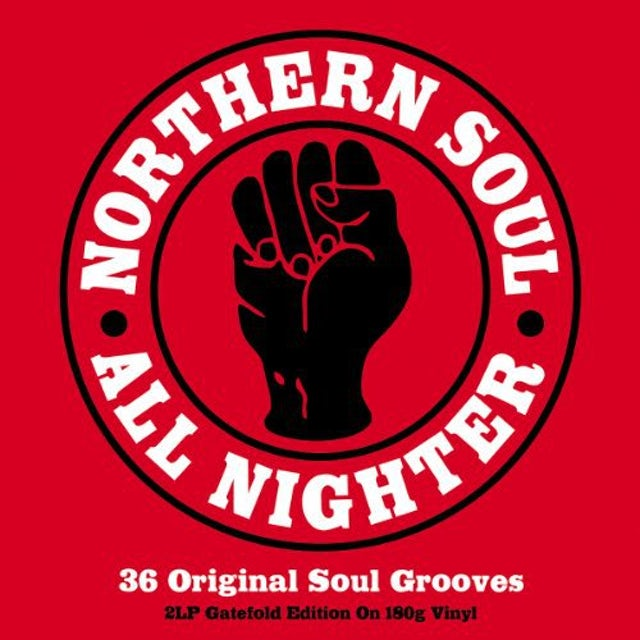 Northern Soul All Nighters / Various (Uk) NORTHERN SOUL ALL NIGHTERS / VARIOUS Vinyl Record - UK Release