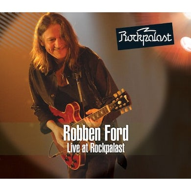 Robben Ford LIVE AT ROCKPALAST CD