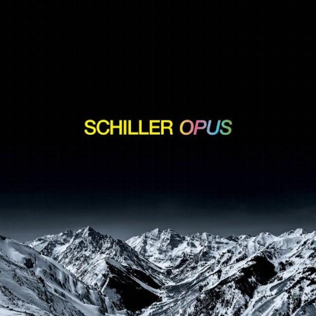 Schiller OPUS (STANDARD) CD