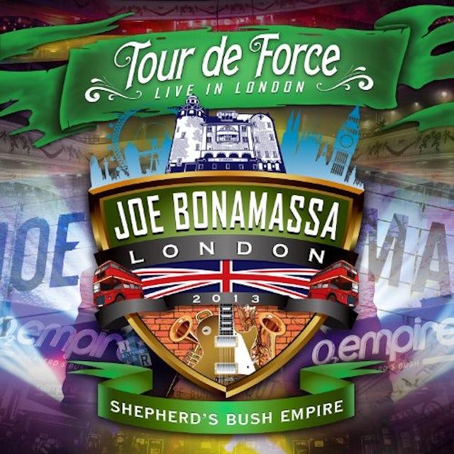 Joe Bonamassa TOUR DE FORCE-SHEPHERD? BUSH EMPIRE CD