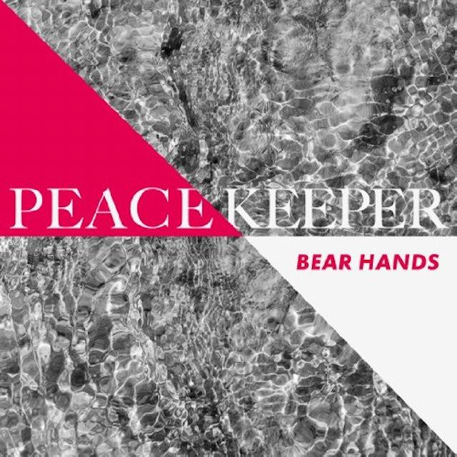 Bear Hands PEACEKEEPER Vinyl Record