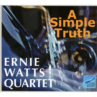 Ernie Watts Quartet SIMPLE TRUTH CD