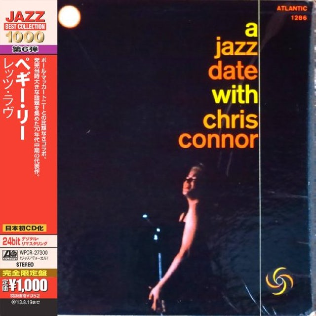 Chris Connor JAZZ DATE WITH CHRIS CD