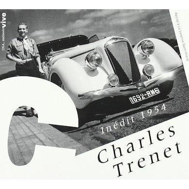 Charles Trenet CONCERT A LA VARENNES EN 1954 CD