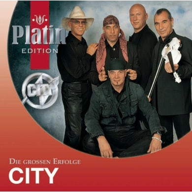 City PLATIN EDITION-DIE GROSSEN ERFOLGE CD