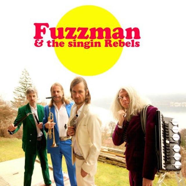 Fuzzman & The Singin Rebels GER) Vinyl Record